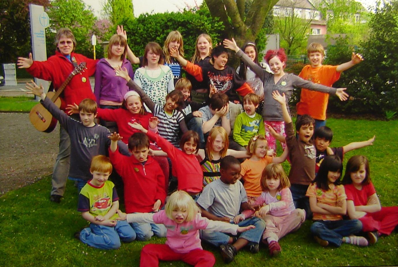 Sonni Maier: Kindertheaterwoche Oberhausen