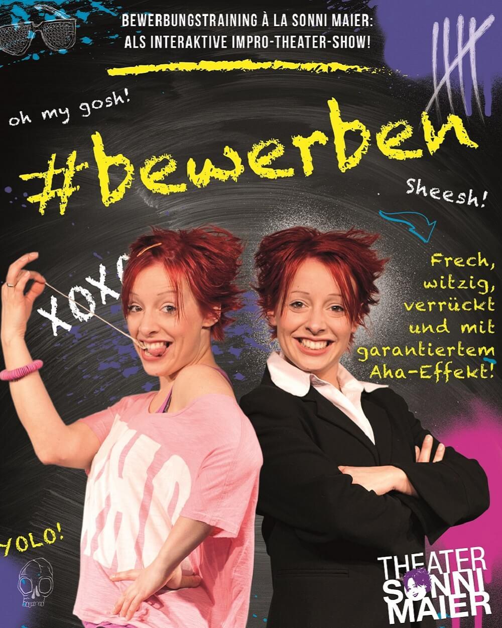 #bewerben